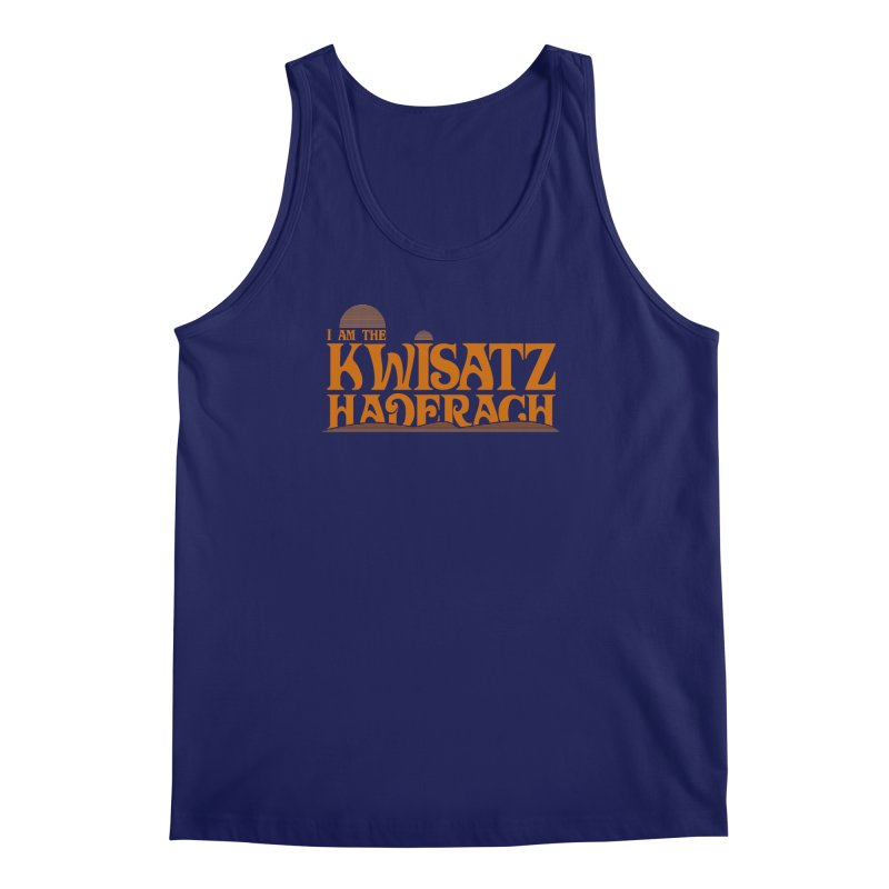 Kwisatz Haderach Men's Tank by synaptyx's Artist Shop