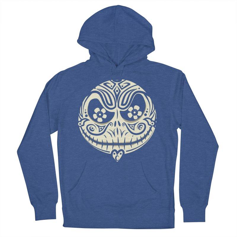 Jack De Los Muertos Men's Pullover Hoody by synaptyx's Artist Shop