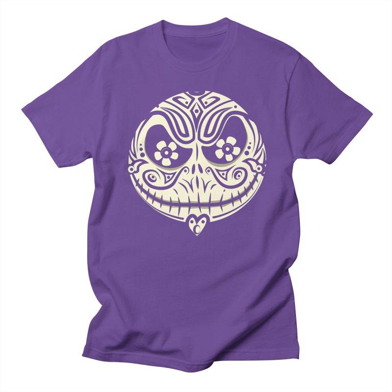 Jack De Los Muertos Men's T-Shirt by synaptyx's Artist Shop