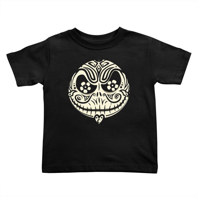 Jack De Los Muertos Kids Toddler T-Shirt by synaptyx's Artist Shop