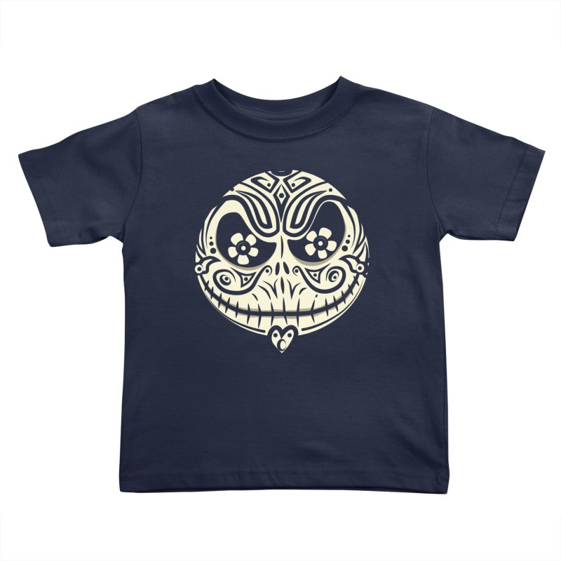 Jack De Los Muertos Kids Toddler T-Shirt by synaptyx's Artist Shop