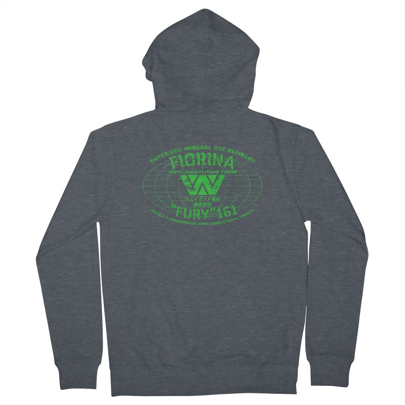 Fiorina Fury 161 Women's Zip-Up Hoody by synaptyx's Artist Shop