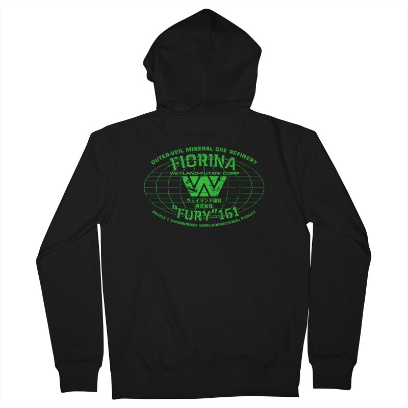 Fiorina Fury 161 Men's Zip-Up Hoody by synaptyx's Artist Shop