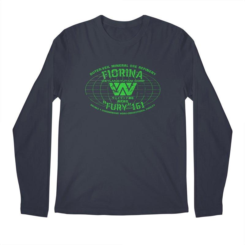 Fiorina Fury 161 Men's Longsleeve T-Shirt by synaptyx's Artist Shop