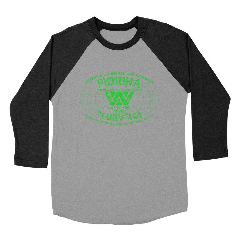 Fiorina Fury 161 Men's Baseball Triblend T-Shirt by synaptyx's Artist Shop