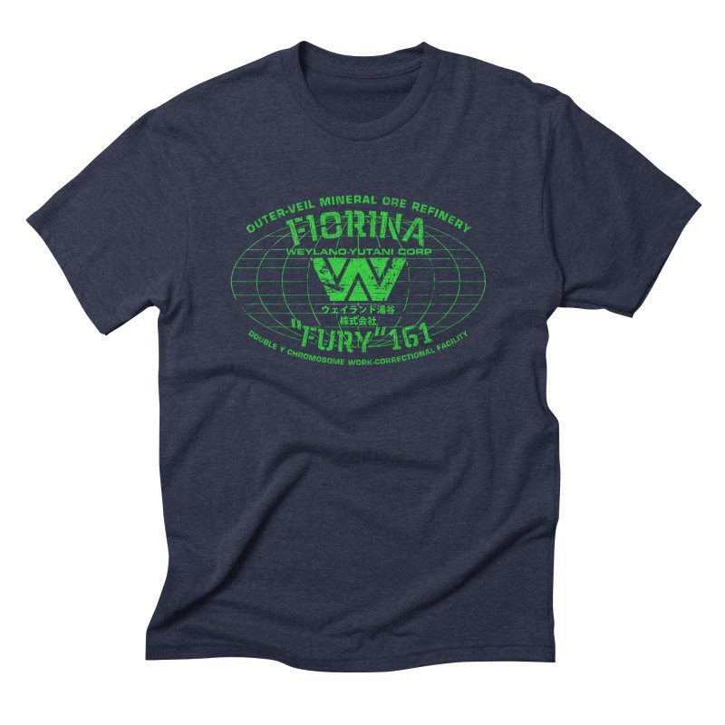 Fiorina Fury 161 Men's Triblend T-shirt by synaptyx's Artist Shop