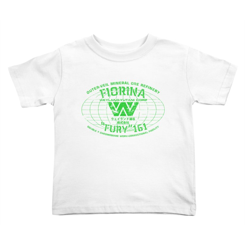 Fiorina Fury 161 Kids Toddler T-Shirt by synaptyx's Artist Shop