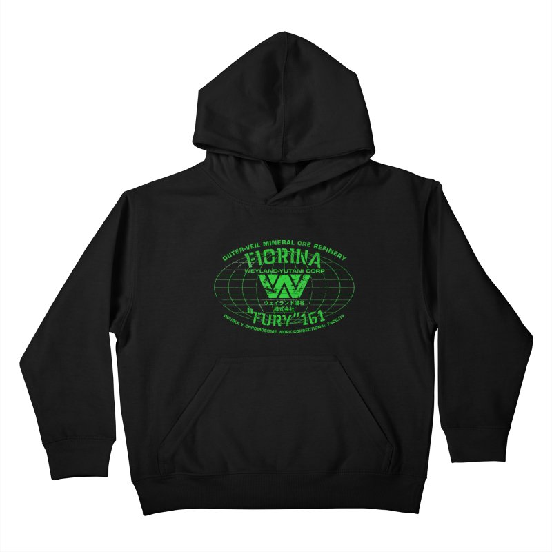 Fiorina Fury 161 Kids Pullover Hoody by synaptyx's Artist Shop