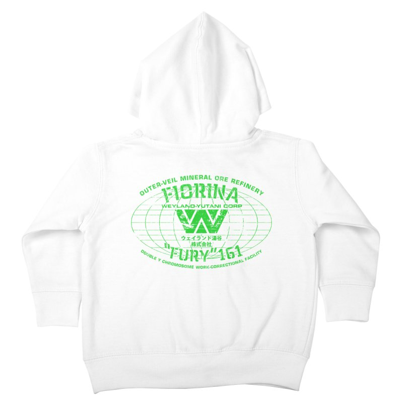Fiorina Fury 161 Kids Toddler Zip-Up Hoody by synaptyx's Artist Shop