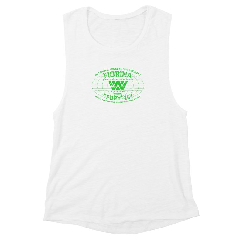 Fiorina Fury 161 Women's Muscle Tank by synaptyx's Artist Shop