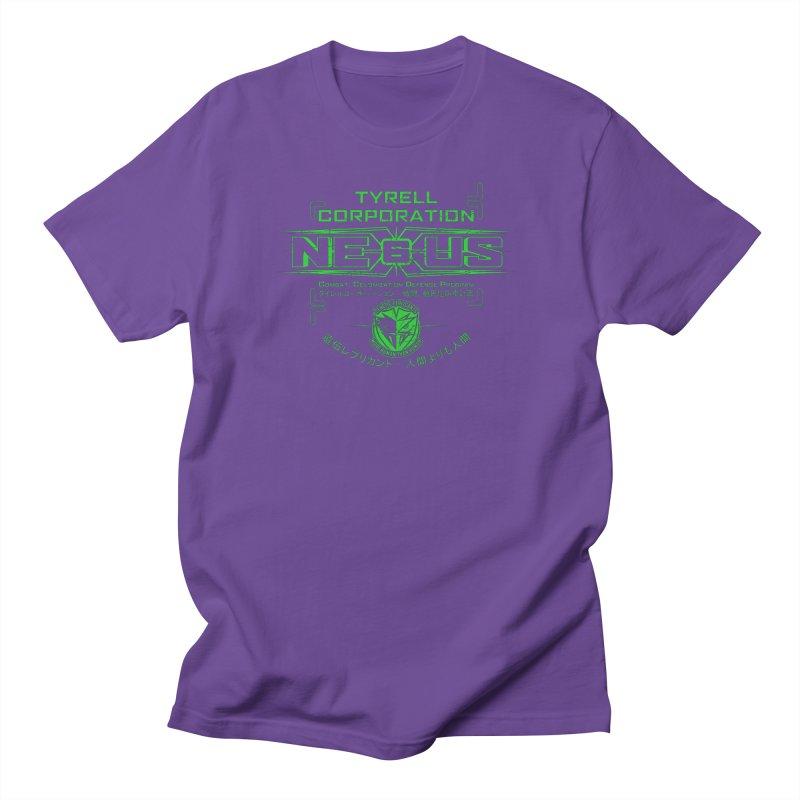 Nexus 6 Men's T-shirt by synaptyx's Artist Shop