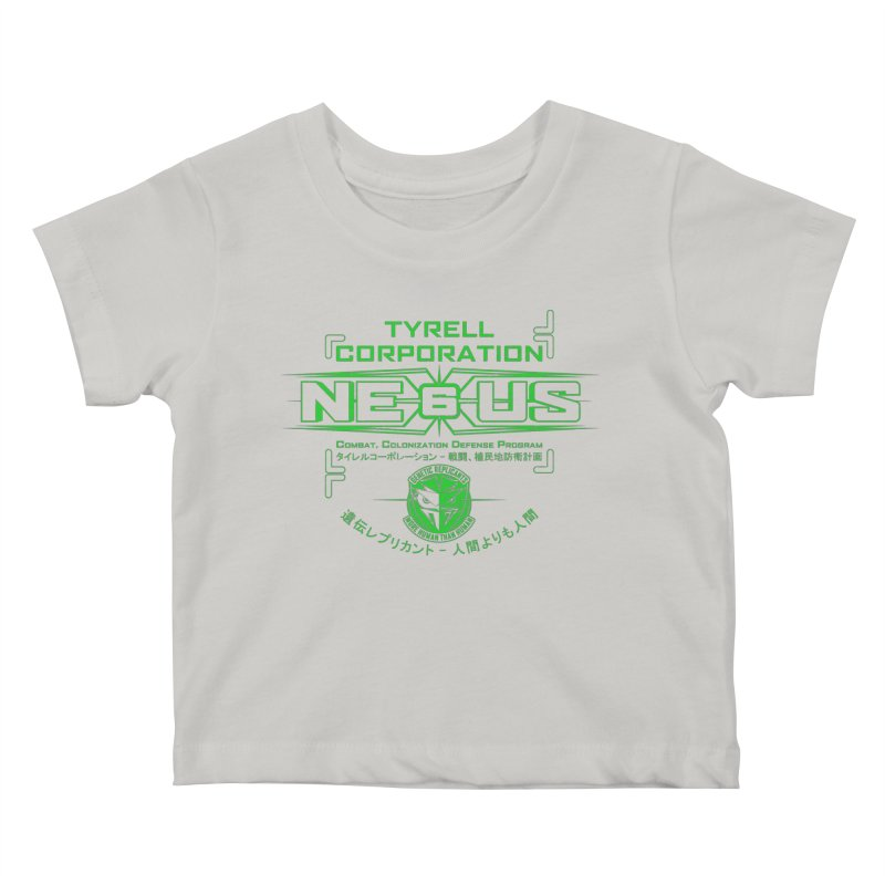 Nexus 6 Kids Baby T-Shirt by synaptyx's Artist Shop