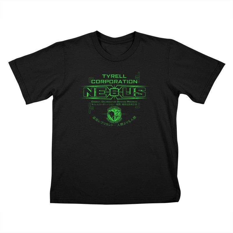 Nexus 6 Kids T-shirt by synaptyx's Artist Shop
