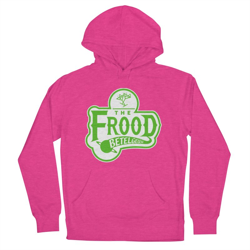 The Frood Women's Pullover Hoody by synaptyx's Artist Shop