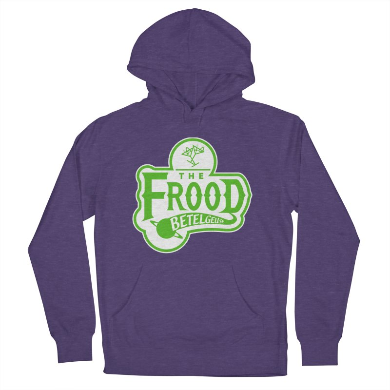 The Frood Men's Pullover Hoody by synaptyx's Artist Shop