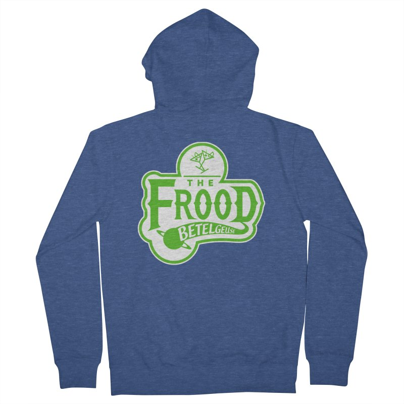 The Frood Women's Zip-Up Hoody by synaptyx's Artist Shop