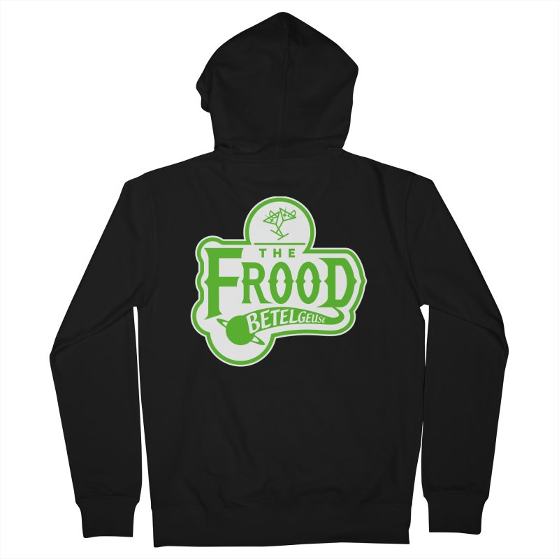 The Frood Men's Zip-Up Hoody by synaptyx's Artist Shop