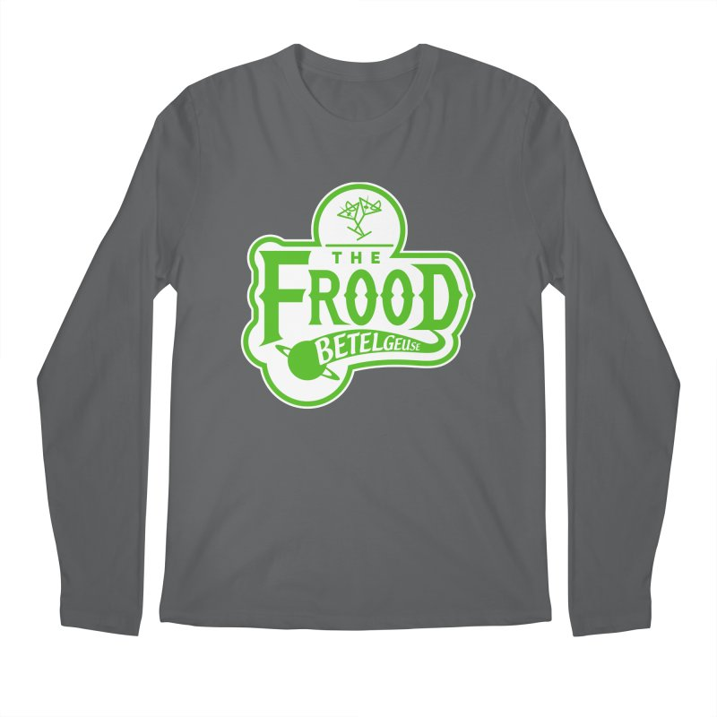 The Frood Men's Longsleeve T-Shirt by synaptyx's Artist Shop
