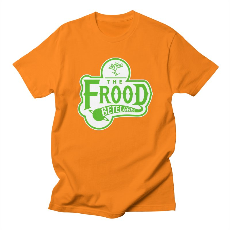 The Frood Men's T-shirt by synaptyx's Artist Shop
