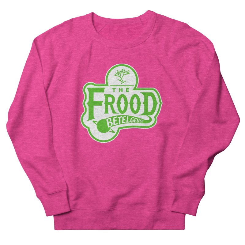 The Frood Women's Sweatshirt by synaptyx's Artist Shop