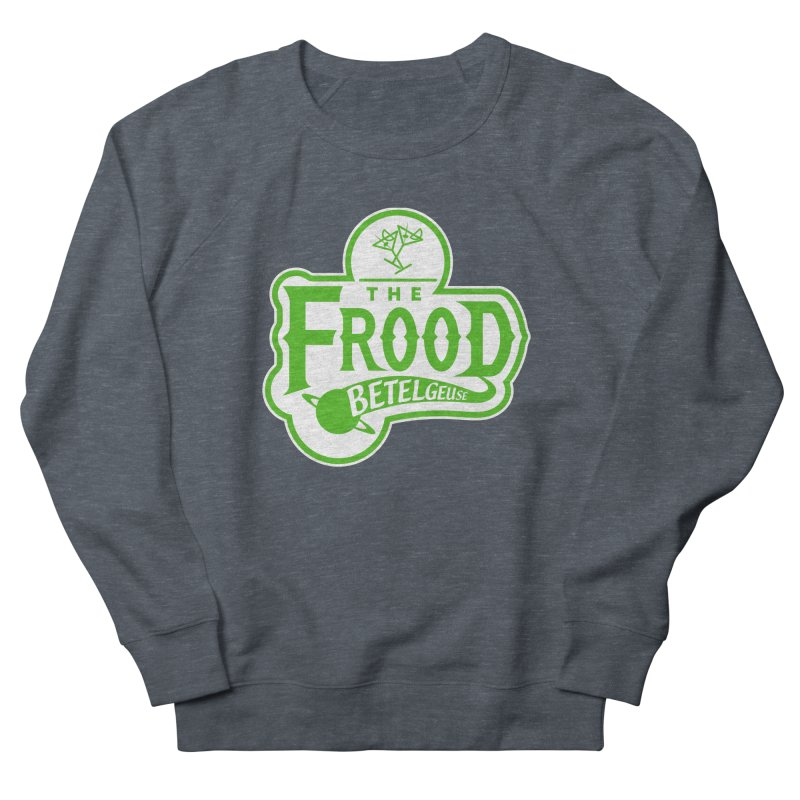 The Frood Men's Sweatshirt by synaptyx's Artist Shop