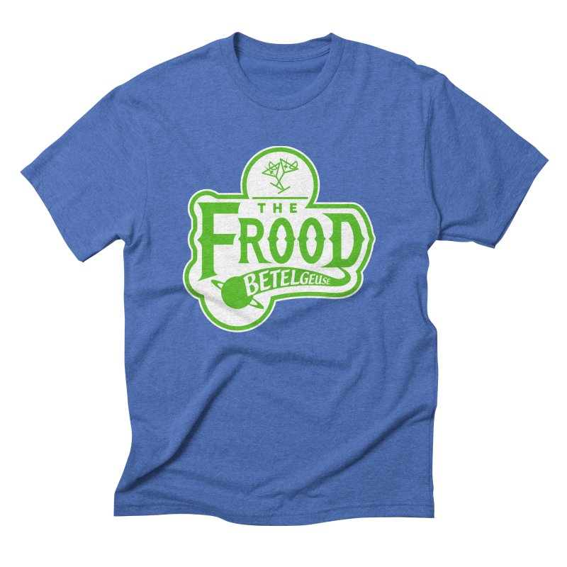 The Frood Men's Triblend T-Shirt by synaptyx's Artist Shop