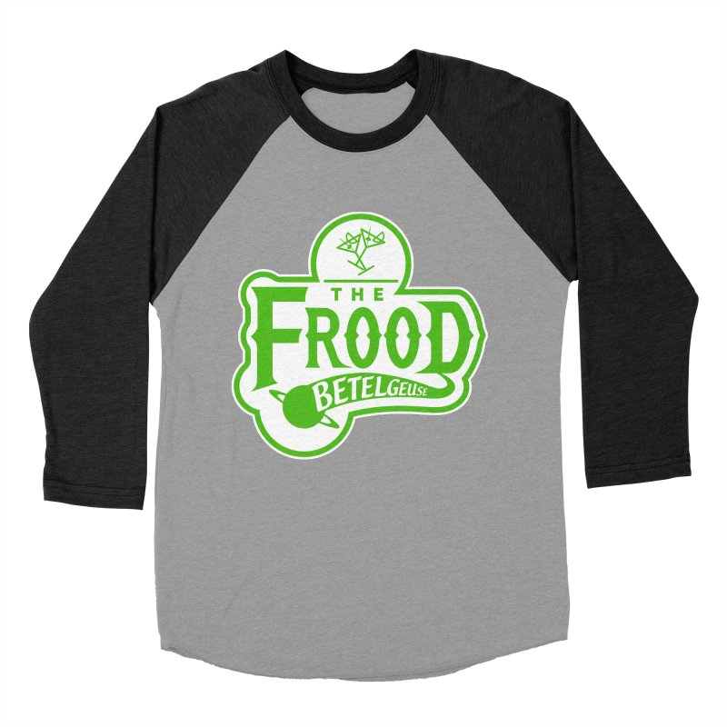 The Frood Women's Baseball Triblend T-Shirt by synaptyx's Artist Shop