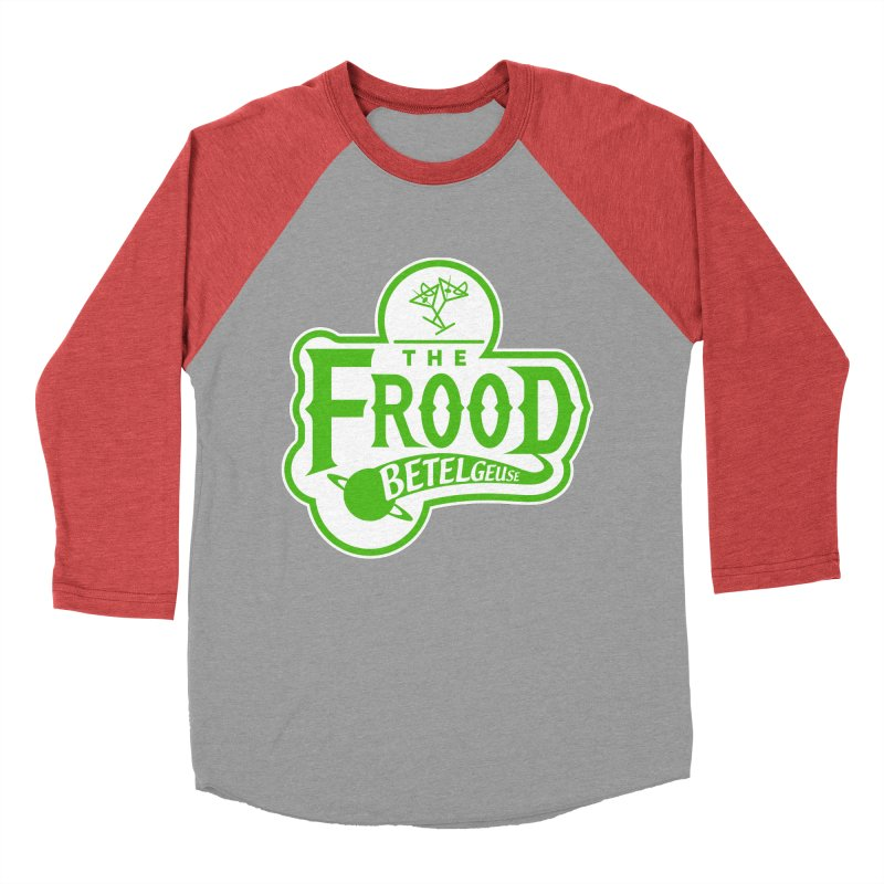 The Frood Men's Baseball Triblend T-Shirt by synaptyx's Artist Shop