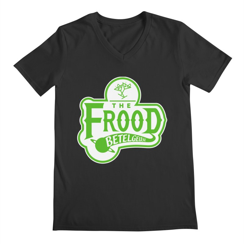 The Frood Men's V-Neck by synaptyx's Artist Shop