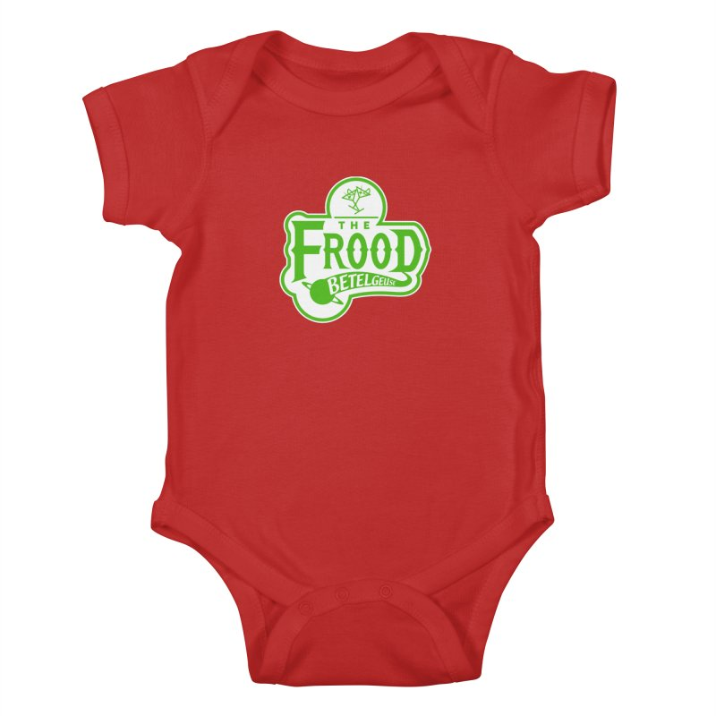 The Frood Kids Baby Bodysuit by synaptyx's Artist Shop