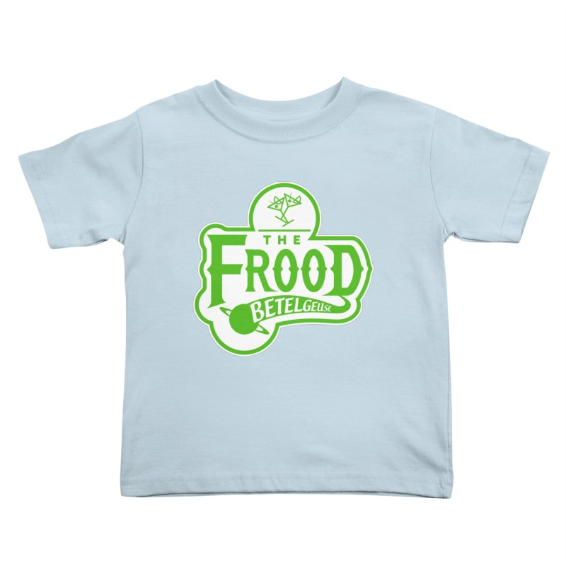 The Frood Kids Toddler T-Shirt by synaptyx's Artist Shop