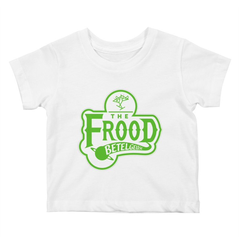 The Frood Kids Baby T-Shirt by synaptyx's Artist Shop