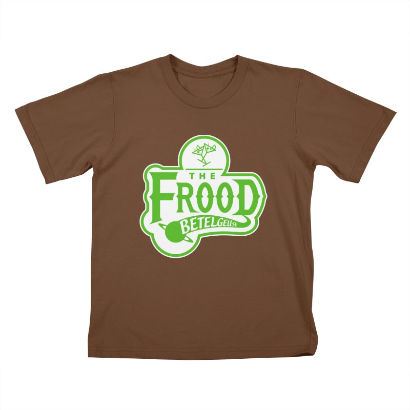 The Frood Kids T-Shirt by synaptyx's Artist Shop