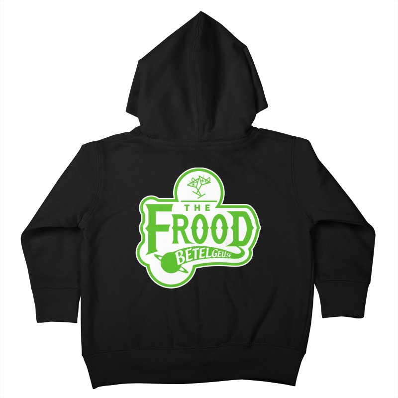 The Frood Kids Toddler Zip-Up Hoody by synaptyx's Artist Shop