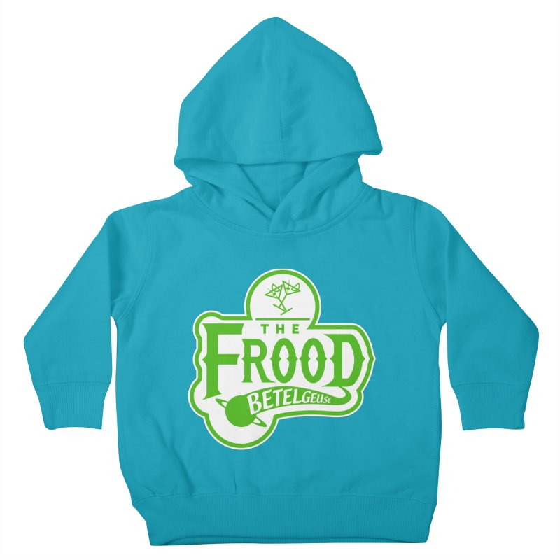 The Frood Kids Toddler Pullover Hoody by synaptyx's Artist Shop