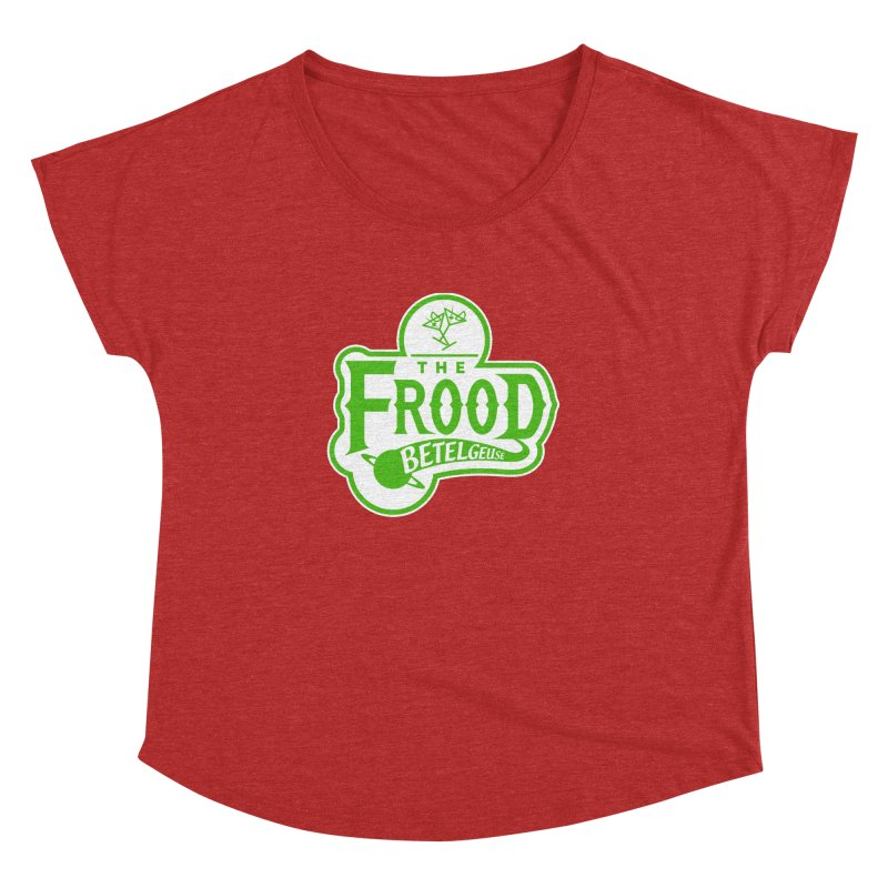 The Frood Women's Dolman by synaptyx's Artist Shop