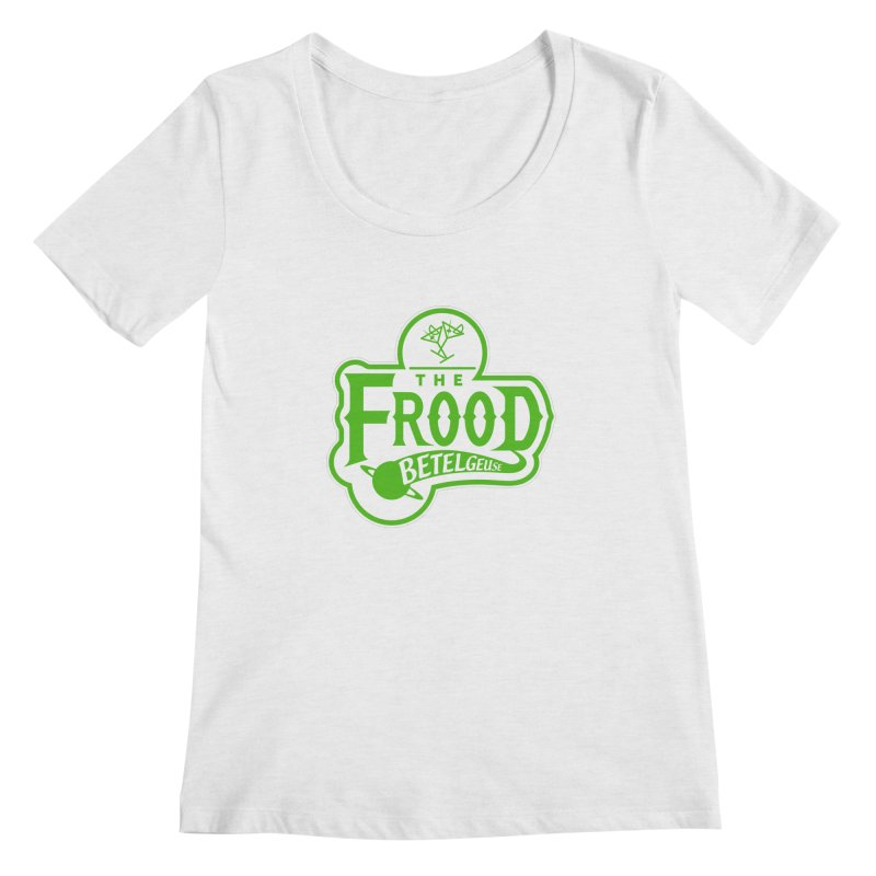 The Frood Women's Scoopneck by synaptyx's Artist Shop