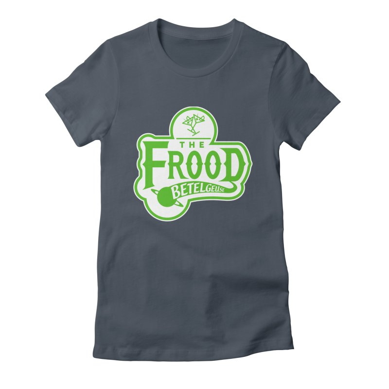 The Frood Women's Fitted T-Shirt by synaptyx's Artist Shop