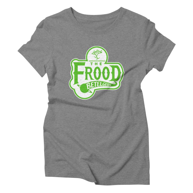 The Frood Women's Triblend T-Shirt by synaptyx's Artist Shop