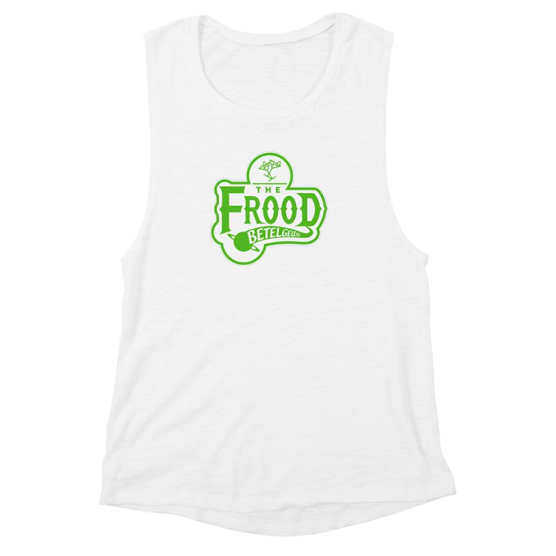 The Frood Women's Muscle Tank by synaptyx's Artist Shop