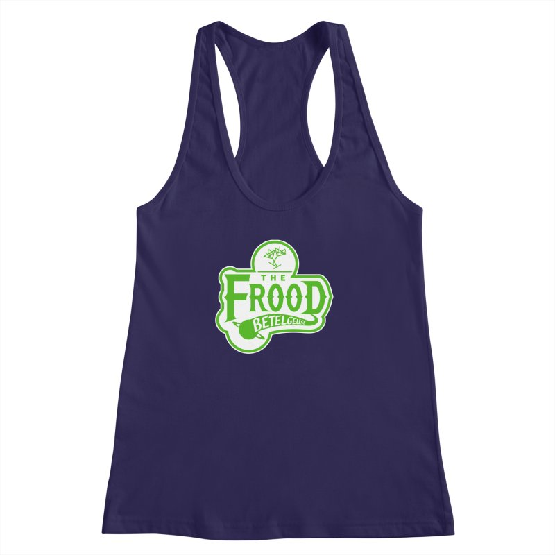 The Frood Women's Racerback Tank by synaptyx's Artist Shop