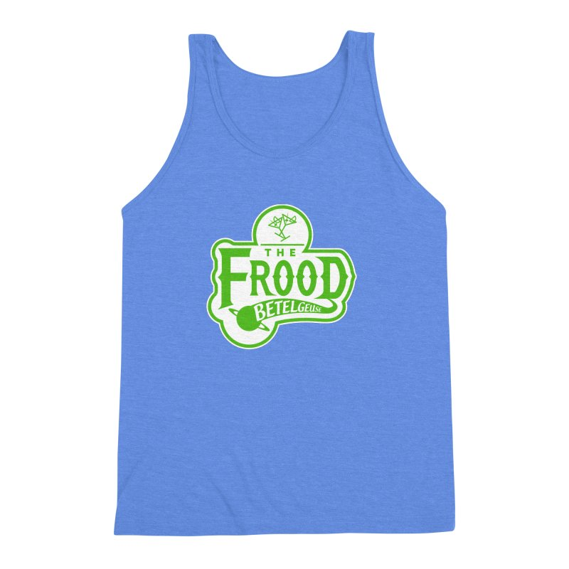 The Frood Men's Triblend Tank by synaptyx's Artist Shop