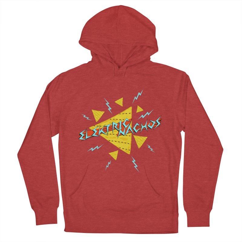 Elektric Nachos Women's Pullover Hoody by synaptyx's Artist Shop