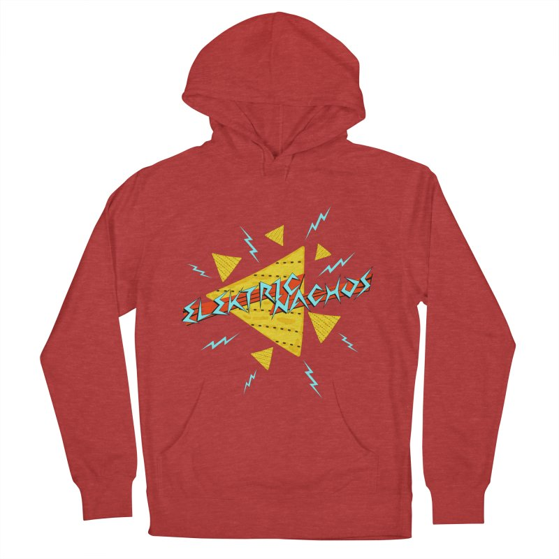 Elektric Nachos Men's Pullover Hoody by synaptyx's Artist Shop