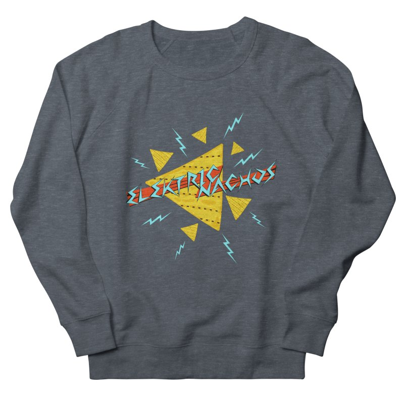 Elektric Nachos Women's Sweatshirt by synaptyx's Artist Shop