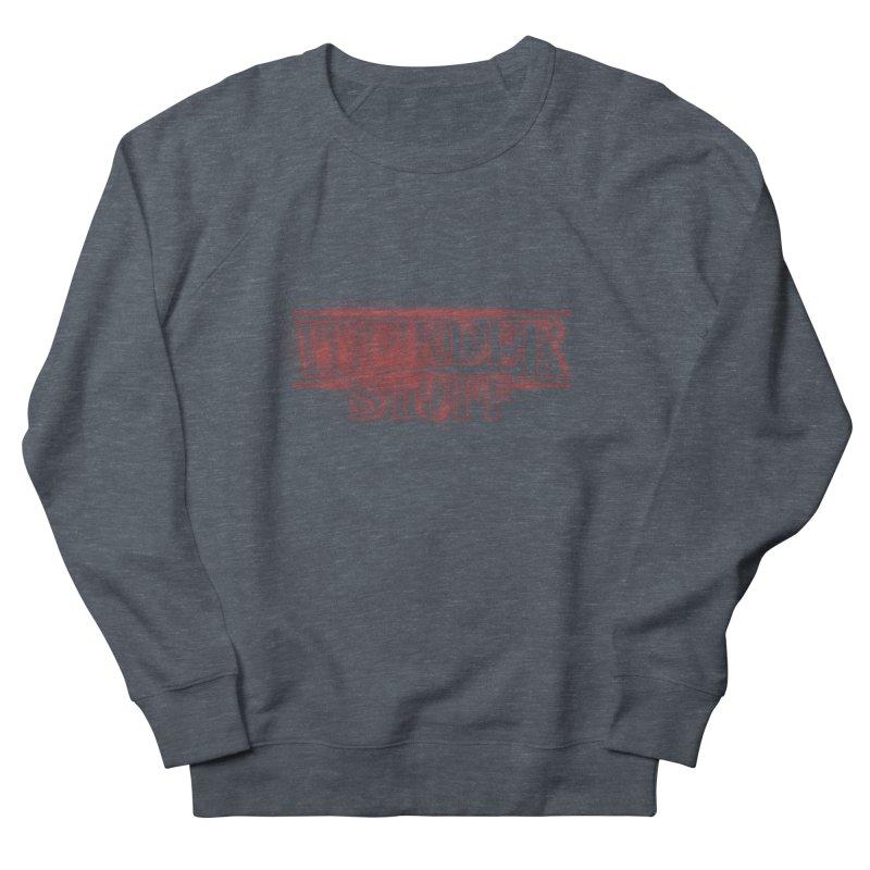 Weirder Stuff Women's Sweatshirt by synaptyx's Artist Shop