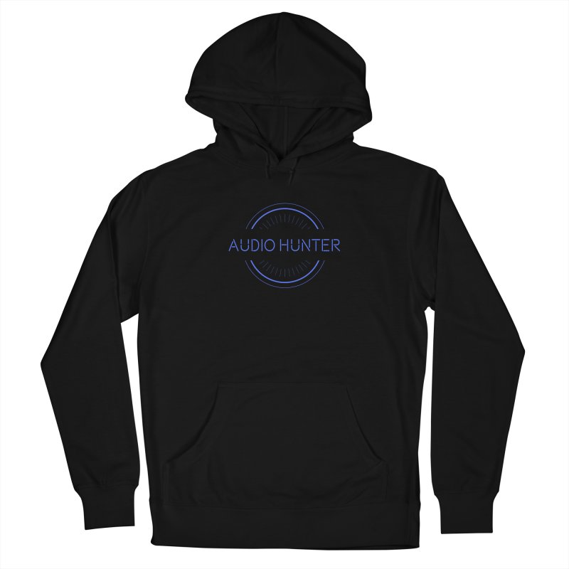 Audio Hunter Women's French Terry Pullover Hoody by Synchronized Music