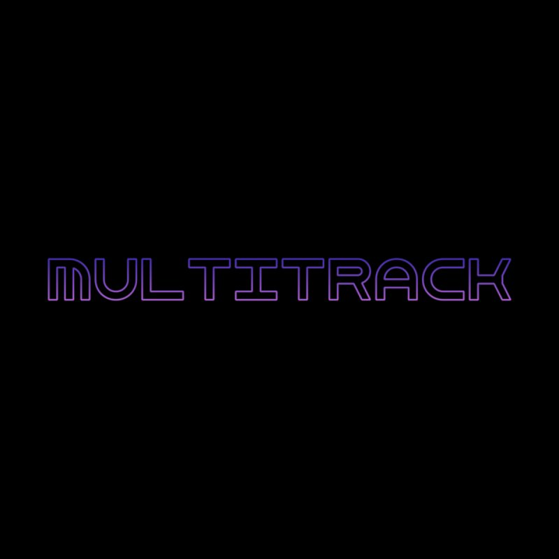 Multitrack Men's T-Shirt by Synchronized Music