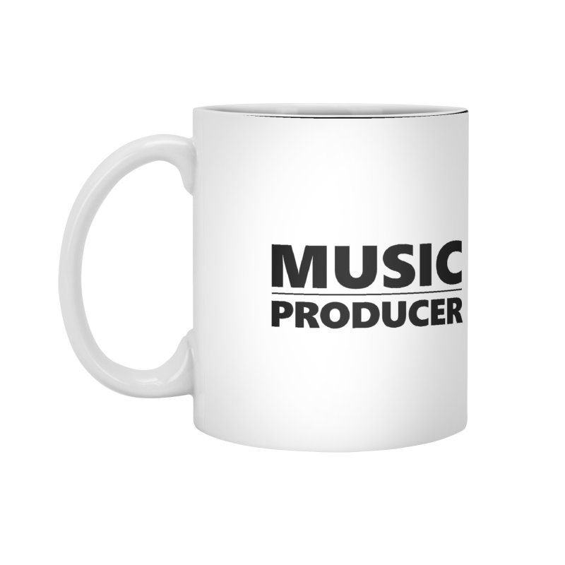 Music Producer Accessories Mug by Synchronized Music