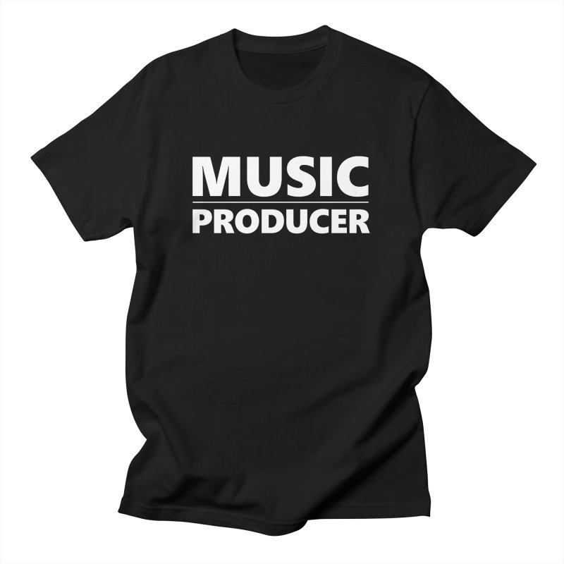 Music Producer Women's T-Shirt by Synchronized Music